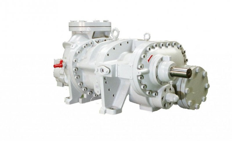 Products: MYCOM: Compressors: Single Stage Screw    - Mayekawa MYCOM