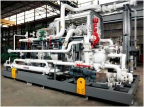 Products: MYCOM: Special products: Special gas compressor
